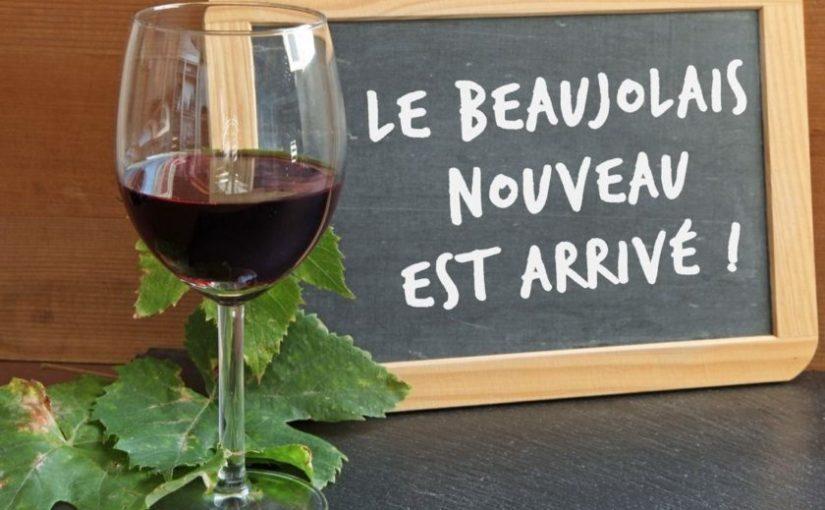 Jeudi 21 Novembre : Rencontre autour du Beaujolais Nouveau